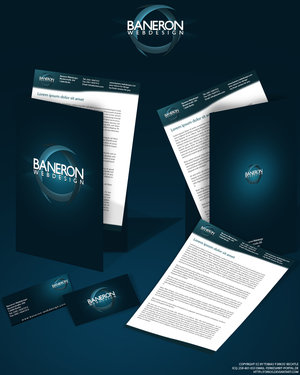 Corporate Identity Package by f3rk3s