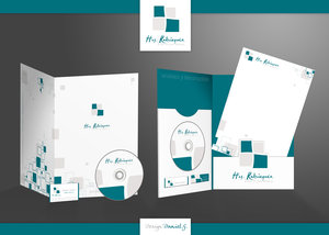 Corporate Identity Package by Majaero